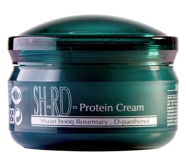 Já Conhece o SH-RD Protein Cream?