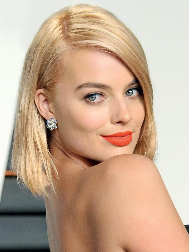Tendência Nas Cores de Cabelo em 2016 Margot Robbie